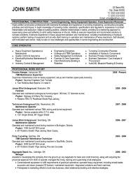 Best Ideas of Maintenance Supervisor Resume Sample On Service