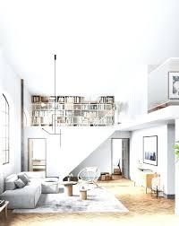 modern open plan loft space floor house plans one story modern open plan loft space floor house plans one story