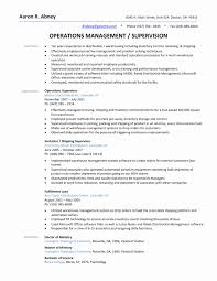 Warehouse Manager Resume Sample Resume for Warehouse Best Of Warehouse Manager Resume Examples 3