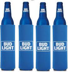 Bud Light Aluminum Bottles 20 Pack Price Bud Light 16 Oz Beer Water Slim Bottle Set Of 4