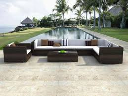 high end patio furniture. Outdoor Lounge High End Furniture Deck Outside Pertaining To Garden Patio