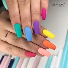 Nail Art Different Designs On Each Finger Nail Art False Finger Practice Different Designs On Each