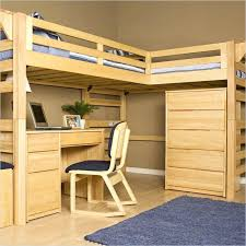 loft bed with desk plan bunk beds with desk plans west and clear loft bed over