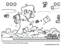 Malvorlagen Mario Bros 2 Malvorlagencr