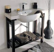 bathroom console vanity. Which Type Of Bathroom Sink Is Right For You With Console Vanity Plans 12