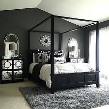 amazing design ideas bedroom with dark furniture black and white set best on gloss