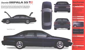 Buyers Guide 1994-1996 Impala SS - Random Car Showcase - Cheers ...