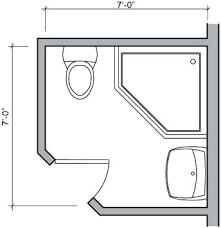 small bathroom floor plans with corner shower. Small Bathroom Floor Plans Amazing Design Plan Pleasing Decoration Ideas With Corner Shower E