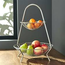 fruit stand for kitchen 2 tiered fruit stand ideas kitchen fruit basket handled 2 tier wire fruit stand for kitchen