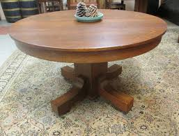 mission oak dining table antique mission oak dining table