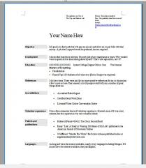How Long Should A Resume Be How Long Should Resume Be Resume Examples 100 18