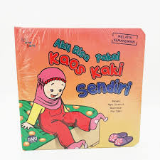 Seluruh contoh dongeng pendek hewan bergambar kami masukan. Aku Bisa Pakai Kaos Kaki Sendiri Boardbook Cerita Pendek Bergambar Untuk Anak Shopee Indonesia