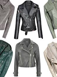 women s leather jacket is the most popular outerwear choice for transitional weather here are 7