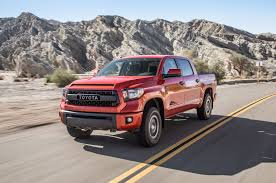 The 2015 Toyota Tundra TRD Pro 4x4 - Up & Coming Cars