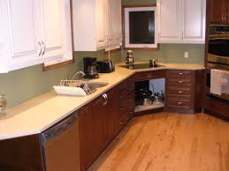 engineered stone kitchen countertops with undermount sink and cooktop installed tops are cut and polished at the fabricator s