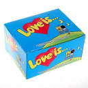 Купить жвачки love is на алиэкспресс