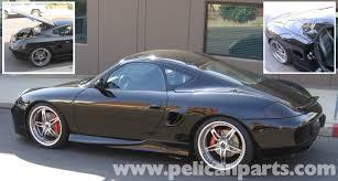 Porsche Boxster Hardtop Installation Kit - 986 / 987 (1997-08 ...