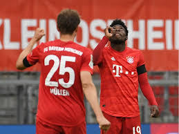 ʔɛf tseː ˈbaɪɐn ˈmʏnçn̩), fcb, bayern munich, or fc bayern. Done Deal How Alphonso Davies Record Setting Transfer To Bayern Munich Came To Fruition The Province