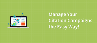 Manage Your Citation Campaigns The Easy Way