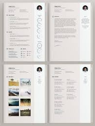 Resume Template Ai Best of 24 Free Editable CVResume Templates For PS AI Pinterest Cv