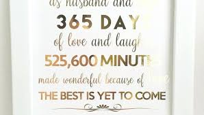 first marriage anniversary gift ideas wedding paper year stupendous gifts for husband best him 1 husban