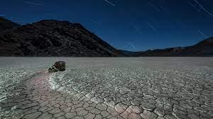 remote Death Valley National Park ...
