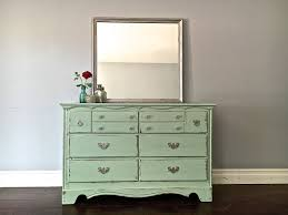 Mint green furniture Loft Bed Shabby Chic Green Furniture Shabby Chic Mint Green Silver Dresser Wmirror 300 Shabby Chic Decor Shabby Chic Green Furniture Shabby Chic Mint Green Silver Dresser
