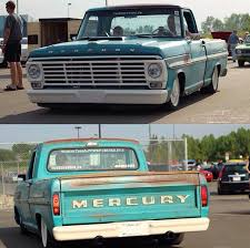 1968 Mercury M100 with a 427 | Classic Truck Dreams | Old ford ...