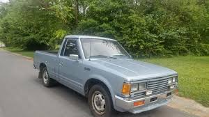 Driving a 1986 Nissan 720 Pickup Back to the Tennessee Factory That ...