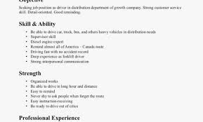 22 Cdl Class A Truck Driver Resume Sample Melvillehighschool