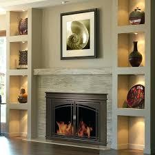 Door Chart Ideas Fireplace Door Size Chart Pleasant Hearth Glass Firescreen
