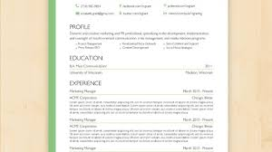 Magnificent Mac Word Resume Template Ideas Entry Level Resume