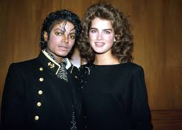 when michael jackson dated brooke shields