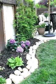diy garden borders super simple rock flower bed garden borders affordable edging ideas making cement garden