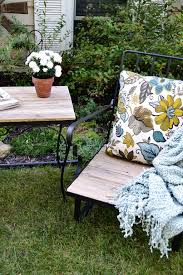 diy yard furniture. Pin This · DIY Outdoor Furniture Makeover Diy Yard