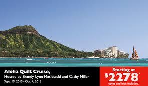 Aloha Quilt Cruise | Flight Centre & Cruises. Aloha Quilt. Aloha Quilt Adamdwight.com