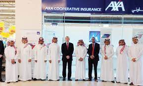 (styled as axa) is a french multinational insurance firm. Axa Cooperative Operates 14 Shops In Major Cities Arab News
