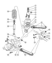 Dodge dakota suspension parts diagram wiring center u2022 rh opaloils co 2000 dodge durango front end