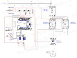 motor control circuit diagram plc ireleast info electrical wiring diagram forward reverse motor control and power wiring circuit