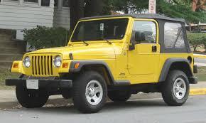 Jeep Wrangler | Tractor & Construction Plant Wiki | FANDOM powered ...