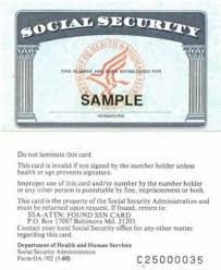 Security Card Template Social Security Card Template Front And Back Calnorthreporting Com