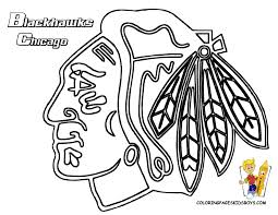 Small Picture Nhl Logos Coloring Pages anfukco