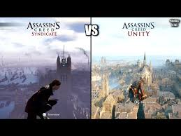 assassinand 39 s creed unity gameplay. assassin\u0027s creed syndicate vs unity - graphics gameplay comparison (xbox one ps4) youtube assassinand 39 s