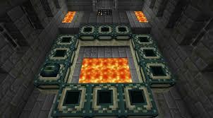 minecraft pe end portal