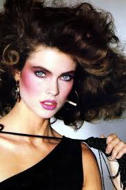 40 epic exles of epic 80s makeup