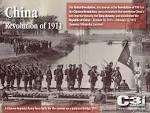 Qing Dynasty 1911 Revolution