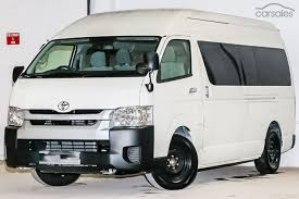 New & Used Toyota Hiace cars for sale in New South Wales - carsales ...