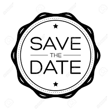 Image result for save the date clipart