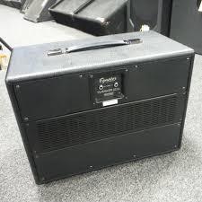 Kustom 1x12 Cabinet Used Egnater Tweaker 112x 1x12 Guitar Speaker Cabinet Black Beige
