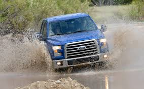 2015 Ford F-150 gas mileage revealed: 26 mpg highway with 2.7-liter ...